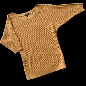 🌞 Express Dolman Wool Blend Sweater Gold Yellow
